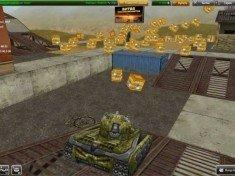 танки онлайн голд