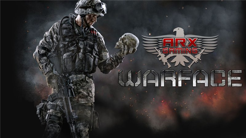 arxgaming warface скачать