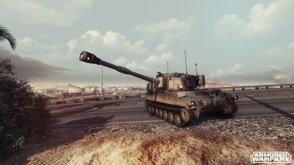 armored warfare промокод