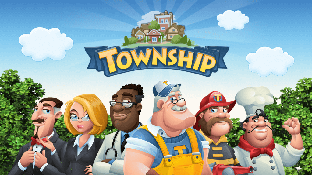 Взлом township
