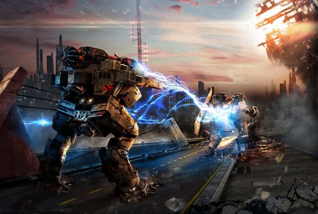 Взлом War Robots