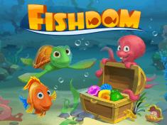 Взлом fishdom