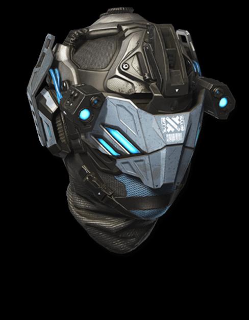 шлем синдикат варфейс 3