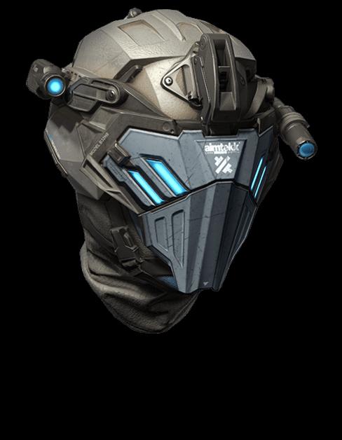 шлем синдикат варфейс