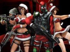Новогоднее оружие кроссфаер
