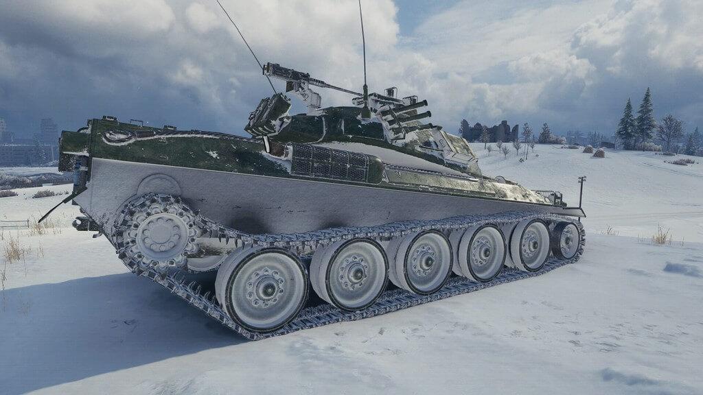 Обновление 1.5.1 world of tanks