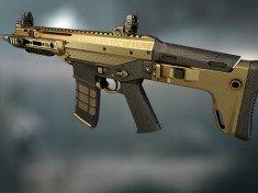 Золотое оружие варфейс